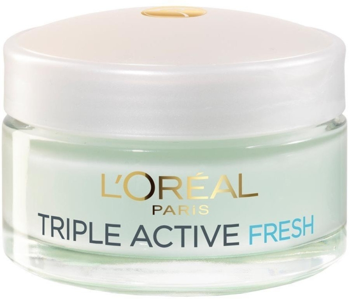 L'Oreal Paris Hydrafresh Triple Active Fresh Moisturiser 50ml