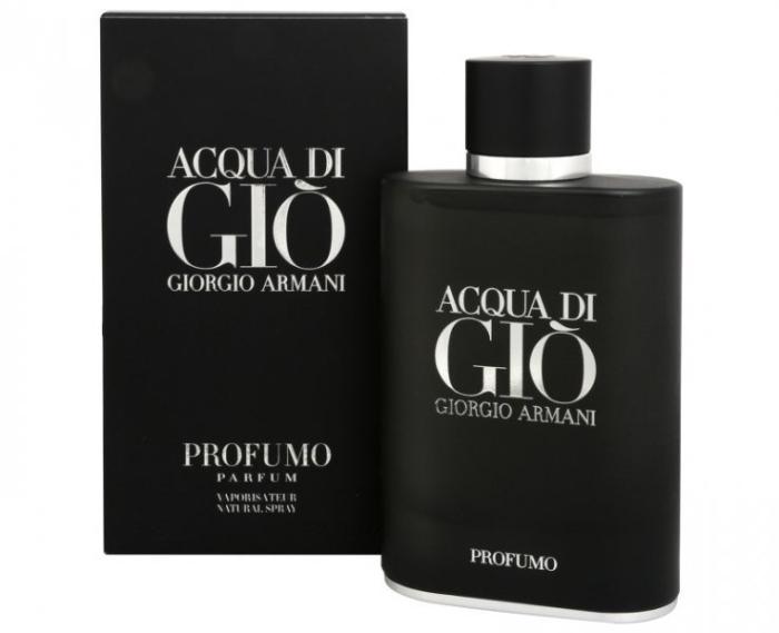 Armani Acqua di Gio pour Homme Profumo EdP 75ml