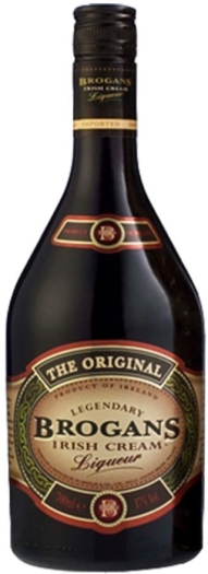Brogans Cappucino Irish Cream 17% 1L