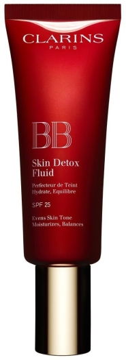 Clarins BB Skin Fluid Detox SPF25 N°01 Light 45ml