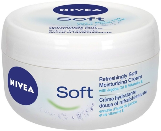 Nivea Soft Creme Jar 300ml