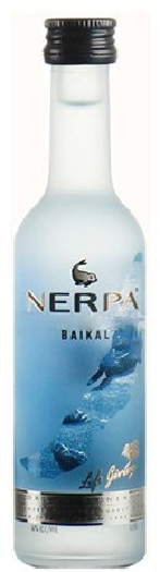 Baikal Vodka Baikal Nerpa Vodka 0.05L