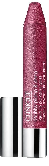 Clinique Chubby Plump Shine Lip Gloss N08 Va Va Va Violet 4g