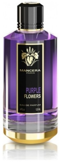 Mancera Purple Flowers 120ml
