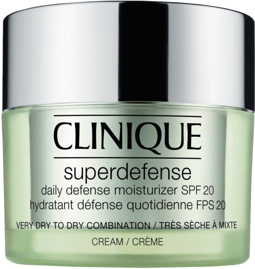 Clinique SPF 20 Daily Defense Moisturizer Type I/II 50ml