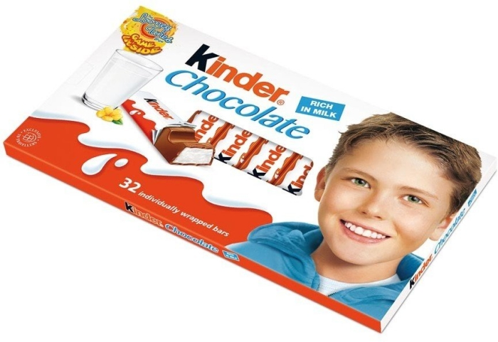 Kinder Chocolate 4х100g