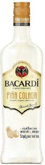 Bacardi Pina Colada 14.9% 1L