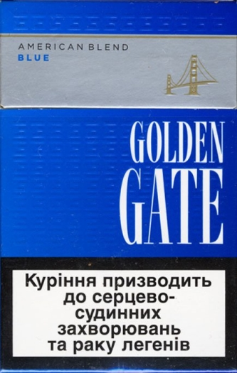 Golden Gate Blue Pack