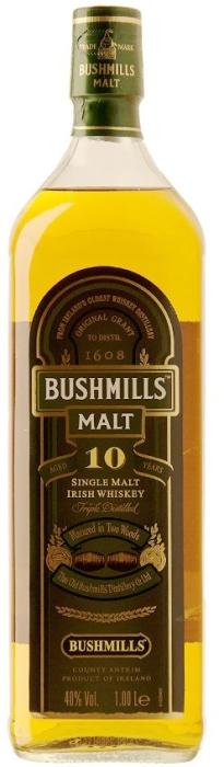 Bushmills Malt 10 YO 1L