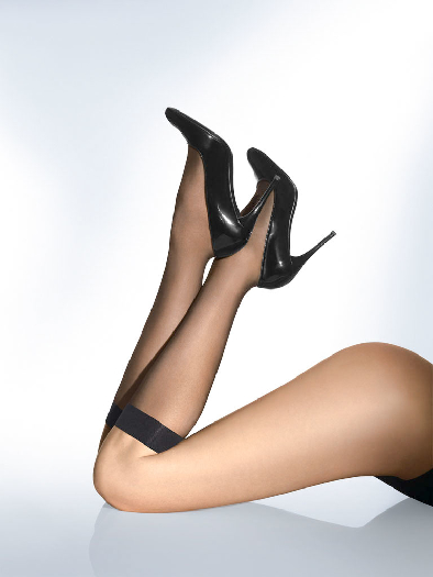 Wolford Individual 10 Knee-Highs S