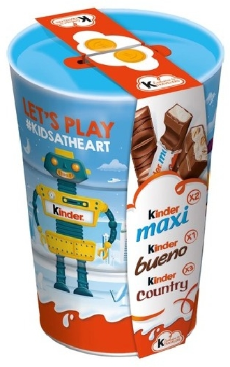 Kinder Mix Twister Tin