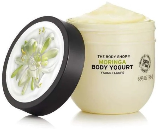 The Body Shop Body Yogurt Moringa 200ml