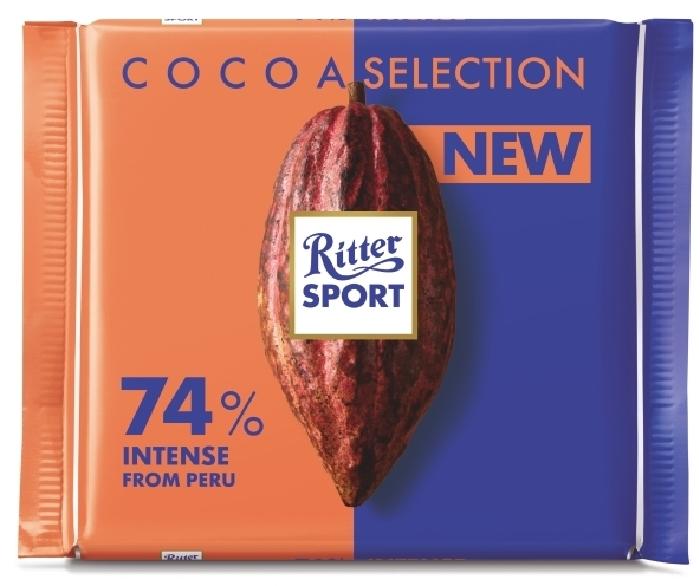 Ritter Sport Cocoa Selection Peru