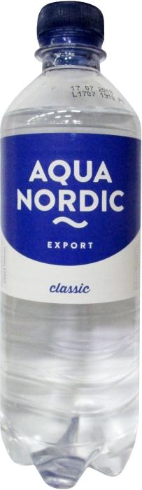 Aqua Nordic PET Classic 0.5L