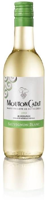 Baron Philippe de Rothschild Mouton Cadet Sauvignon Blanc 0.187L