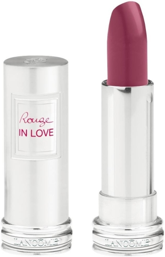 Lancome Rouge in Love Lipstick N379N Rose Sulfureuse 4ml