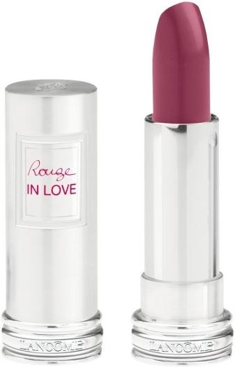 Lancome Rouge in Love Lipstick N379N Rose Sulfureuse 4ml