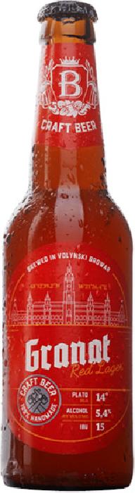 VB Granat Red Lager 0.35L