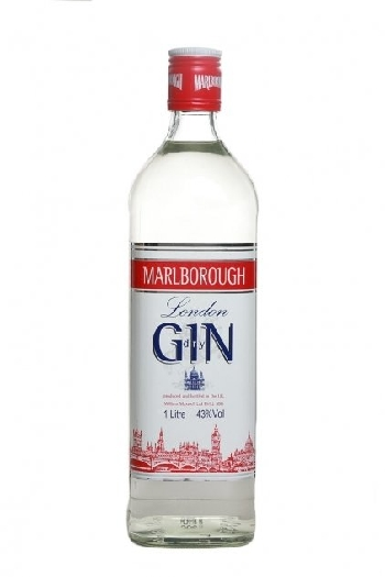 Marlborough London Dry Gin 1L