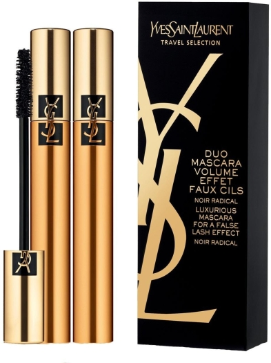 Yves Saint Laurent Volume Effet Mascara N° 1 Black Duo 2x7.5ml