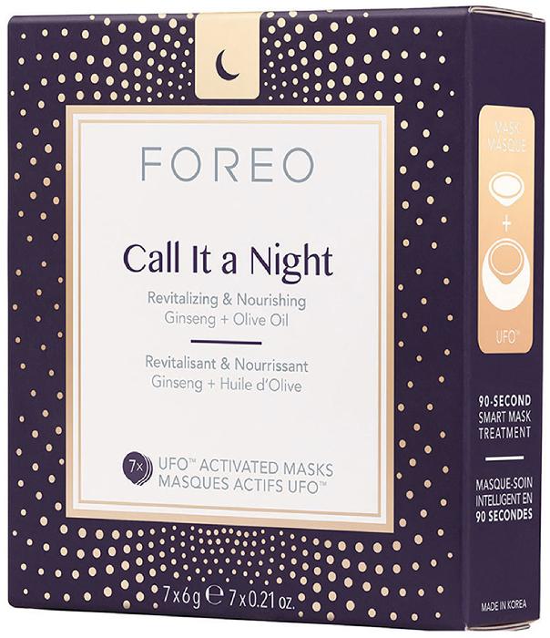 Foreo UFO Mask Call It a Night x 7 nourishing