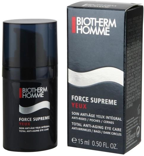 Biotherm Homme Force Supreme Anti Aging Eye Cream 15ml