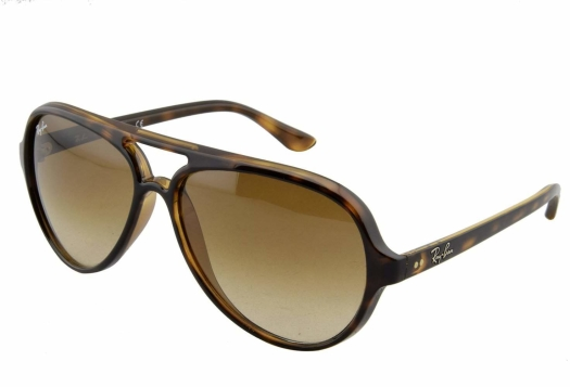 Ray-Ban Havana Colored Men's Sunglasses