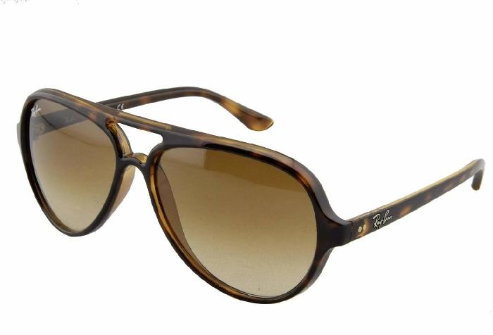 Ray-Ban Havana Colored Men's Sunglasses
