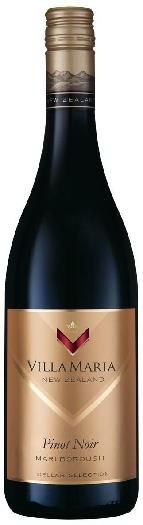 Villa Maria Cellar Selection Pinot Noir Marlborough 0.75L