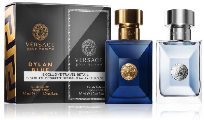 Versace Set (Versace pour Homme&Dylan Blue 2х30 мл) 790472 60ml