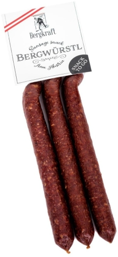 Bergkraft mountain sausage 90g