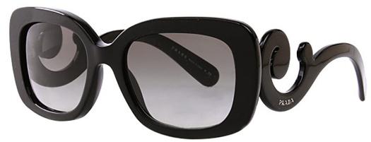 Prada Minimal Sunglasses SPR 27O¾