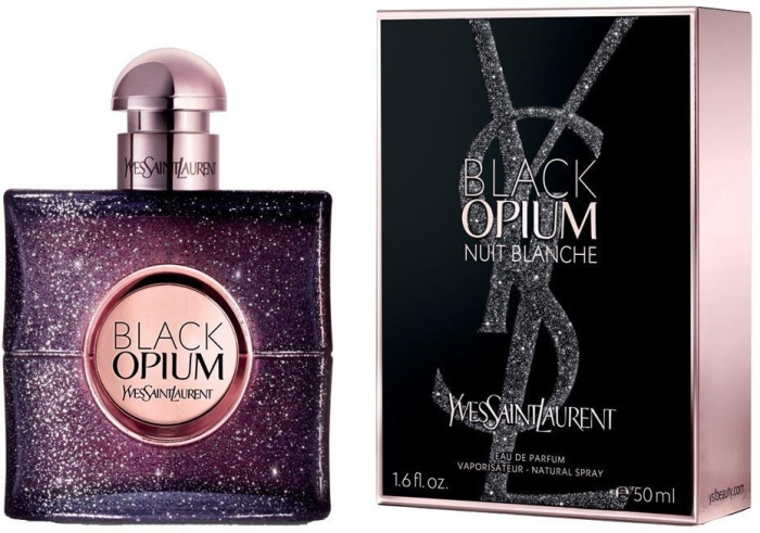 Yves Saint Laurent Black Opium Nuit Blanche 50ml