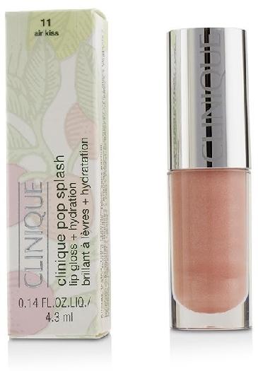 Clinique Pop Splash Hydration Lip Gloss #11 Air Kiss 4.3ml