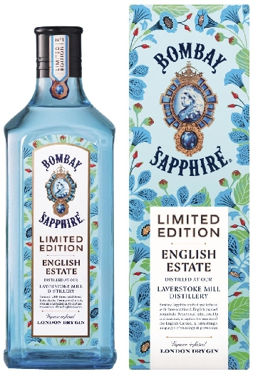 Bombay Sapphire Gin English Estate 41% GP 1L