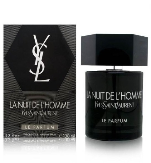 Yves Saint Laurent La Nuit de LHomme EdP 100ml