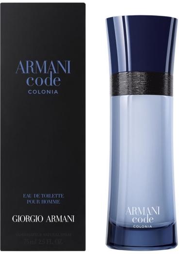 Giorgio Armani Code Colonia EdT 75ml