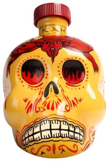 KAH Tequila Reposado 55% 0.7L