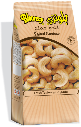 BLOONZY Salted Cаshew 900g