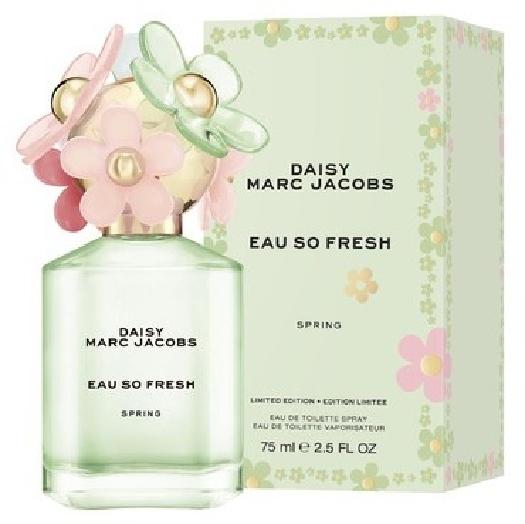 Marc Jacobs Daisy Eau so Fresh Spring 2021 Eau de Toilette 75ml