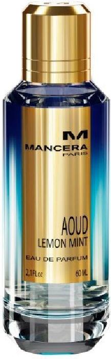 Mancera Aoud Lemon Mint EdP 60ml