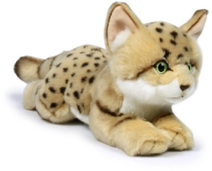 WWF Plush Collection Sand Cat