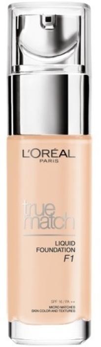 L'Oreal True Match Liquid Foundation 30ml