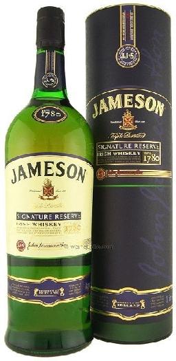 Jameson Signature Reserve 40% 1L