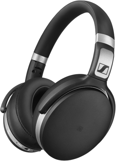 Sennheiser HD 4.50 BTNC Wireless Over-Ear Headphones Black 225g