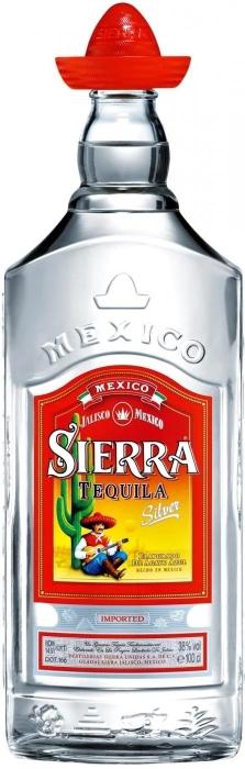 Sierra Tequila Silver 0.5L