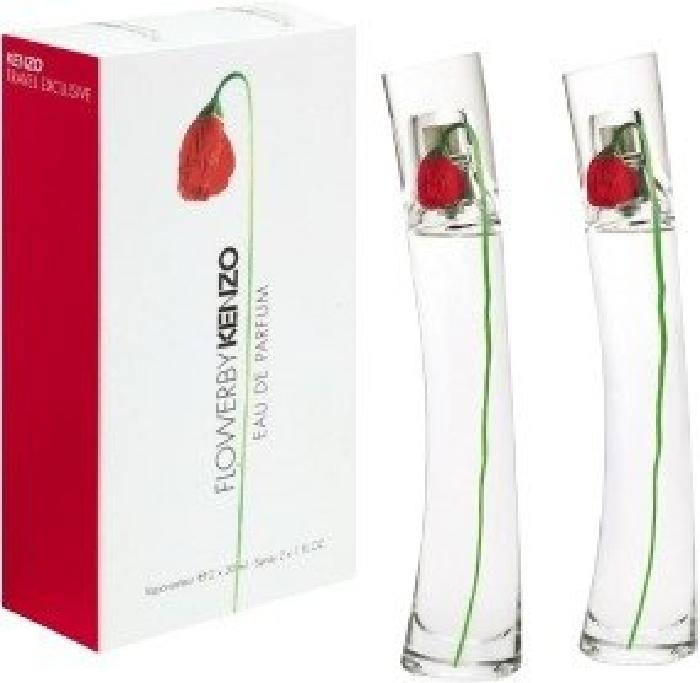 Kenzo Flower by Kenzo Duo Pack 2x30 ml