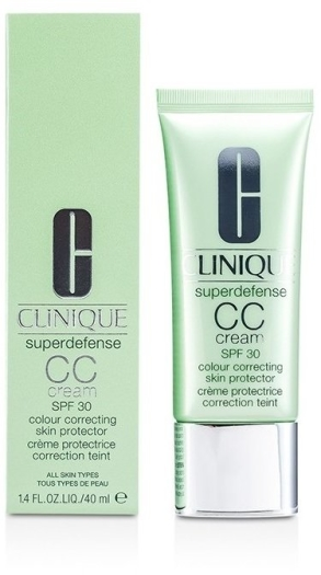 Clinique Superdefense CC Cream SPF30 Very light 40ml