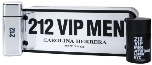 Carolina Herrera 212 Vip Men Set EdT 2x100ml