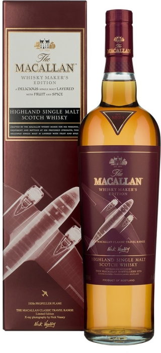 The Macallan Makers Edition 42.8% Whisky 0,7L